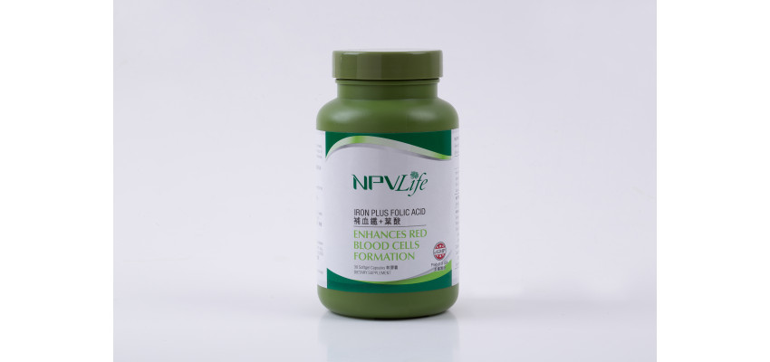 Iron plus Folic acid